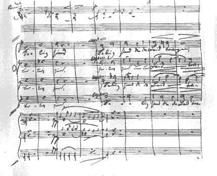 [part of page from manuscript German Requiem(large).jpg]